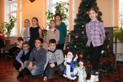 Встречаем Новый 2015 год и Рождество в Лингвоцентре